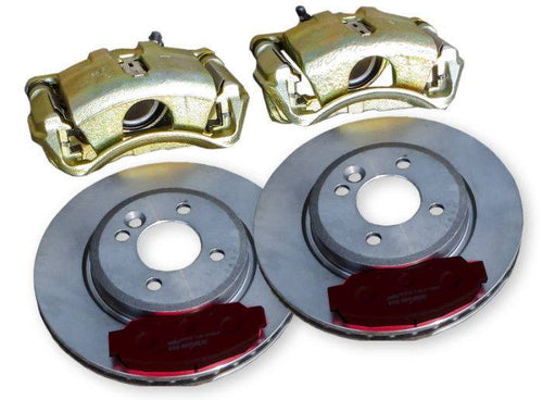 HONDA 4 STUD OEM BIG BRAKE KIT FRONT - 280MM