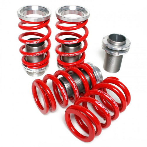 SKUNK2 ADJUSTABLE SLEEVE COILOVERS 90-01 HONDA INTEGRA DC2