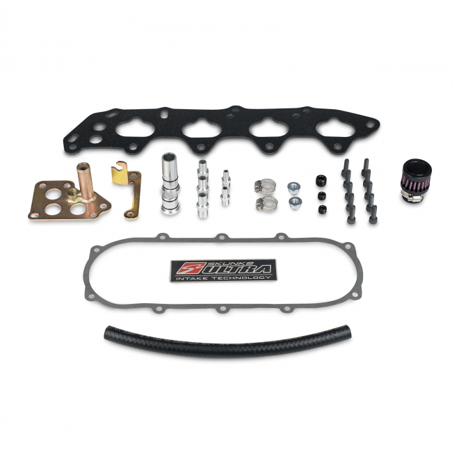 SKUNK2 ULTRA STREET MANIFOLD COMPLETE ASSEMBLY HARDWARE KIT B-SERIES