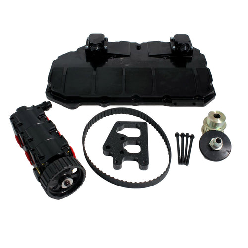 ATPOWER K20 / K24 DRY SUMP KIT - EXHAUST SIDE - 3/4