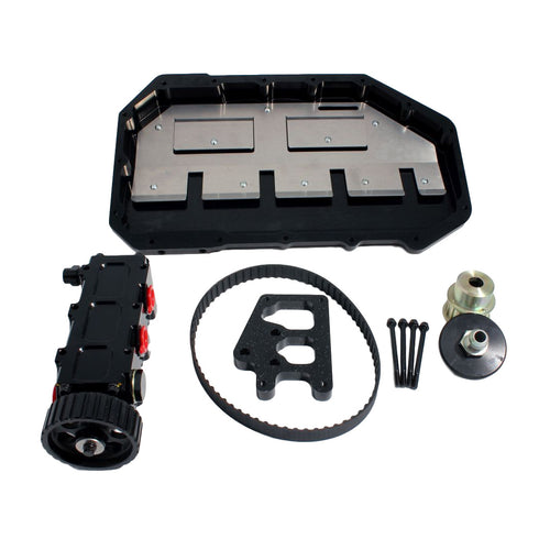 ATPOWER K20 / K24 DRY SUMP KIT - INTAKE SIDE - 3/4