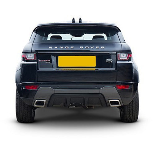 ICONIC AUTO DESIGN REAR BUMPER TO SUIT L538 EVOQUE DYNAMIC DESIGN