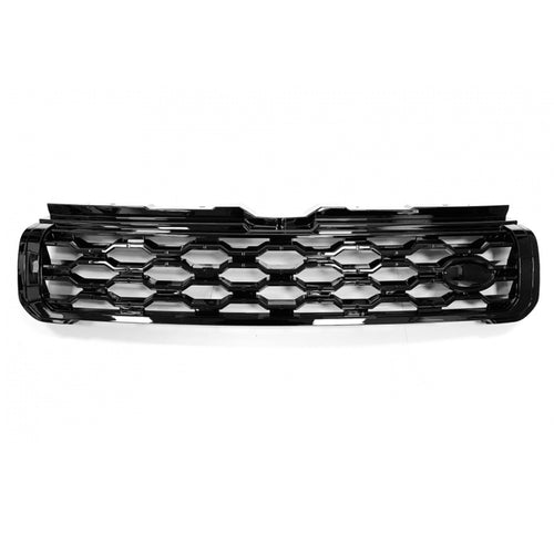 ICONIC AUTO DESIGN GRILLE (2020 STYLE) TO SUIT L538 EVOQUE 2011-2018 BLACK