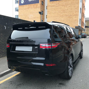 NUMBER PLATE CONVERSION L462 DISCOVERY 5 BLACK