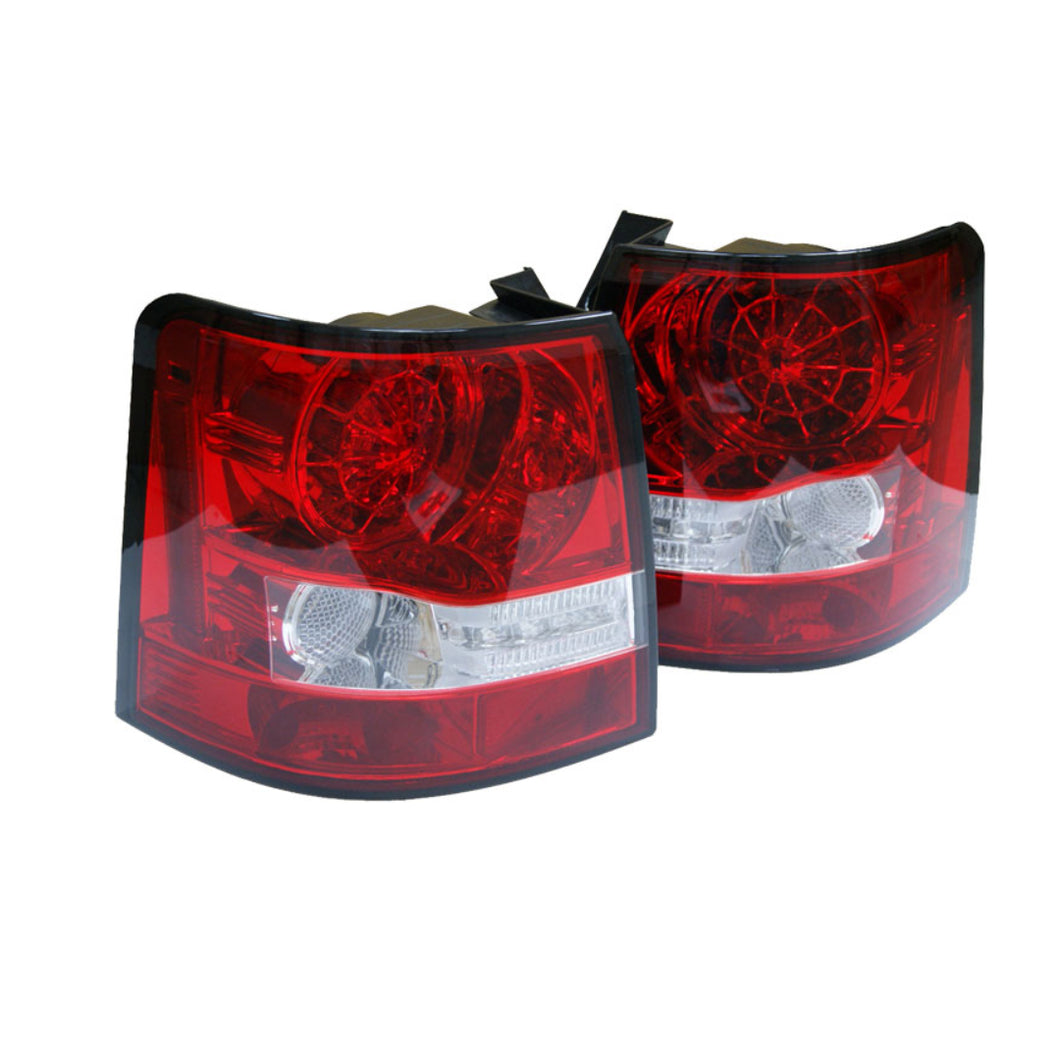 ICONIC AUTO DESIGN LED STYLE REAR LIGHTS TO SUIT L320 SPORT 2005