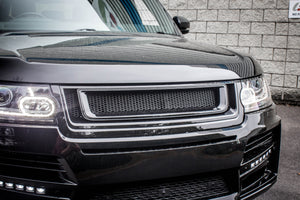 Iconic Auto Design KAHN style front grill