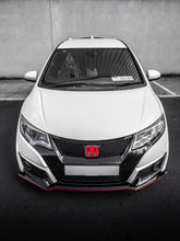 Load image into Gallery viewer, Honda Civic FK2 Replica Type R Front Lip
