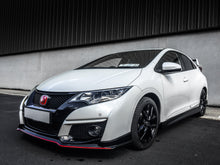 Load image into Gallery viewer, Honda Civic FK2 Replica Type R Side skirts