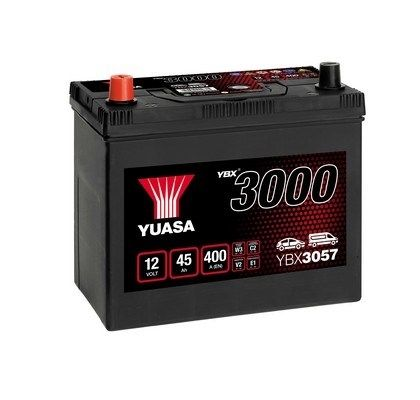 YUASA BATTERY EUROPEAN NISSAN MODELS