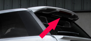 Iconic Auto Design Top Level Rear Spoiler