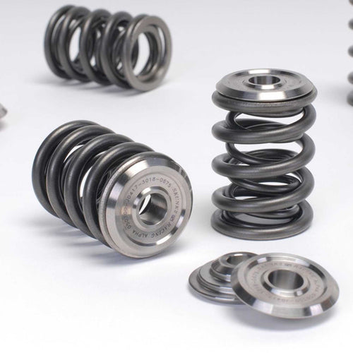 SKUNK2 ALPHA DUAL VALVE SPRING AND TITANIUM RETAINERS FOR SUBARU BRZ TOYOTA GT86