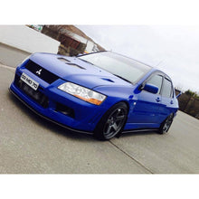 Load image into Gallery viewer, Mitsubishi Lancer Evolution 7 OE Style Front Lip