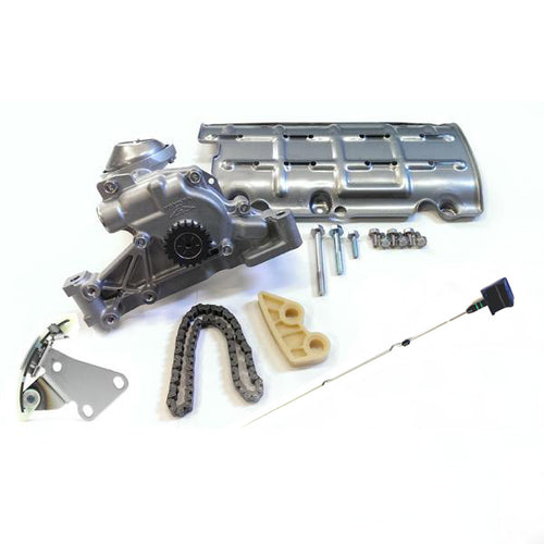 HONDA FD2 OIL PUMP CONVERSION KIT WITH BOLTS AND TRAY
