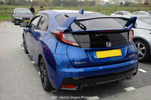 Honda Civic 2015-2017 FK2 Type R Rear Spoiler