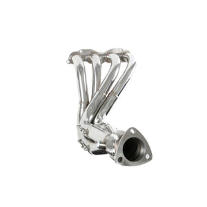 K-TUNED K-SWAP 4-1 RACE HEADER POLISHED 304 STAINLESS STEEL CIVIC EG EK INTEGRA DC2