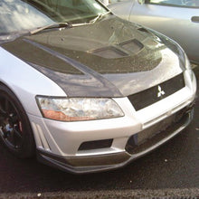 Load image into Gallery viewer, lancer evo 7 varis front lip