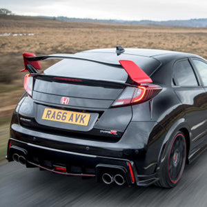 honda civic fk2 rear spoiler