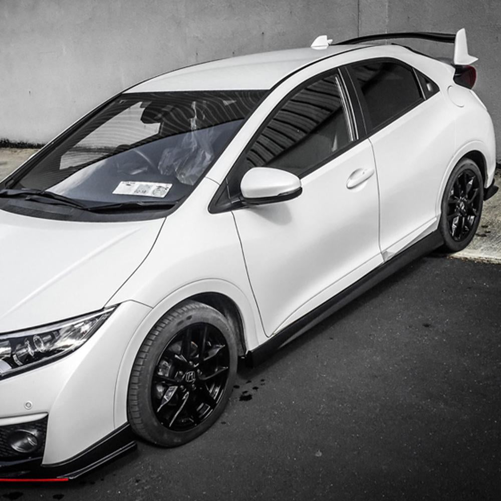 honda civic 2015 side skirts fk2 style