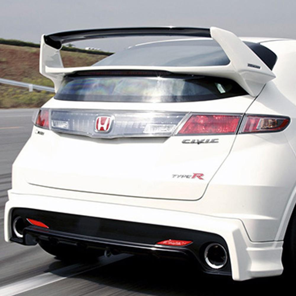 honda civic fn2 mugen rear spoiler