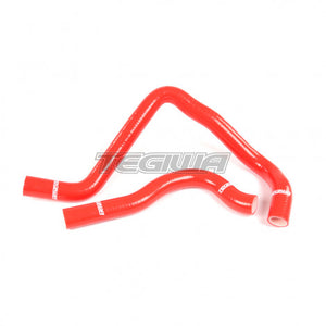 TEGIWA 2PC SILICONE COOLANT HOSE KIT HONDA INTEGRA TYPE R DC2 B18C B18C6 RED