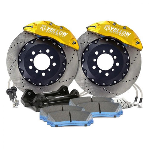 YELLOW SPEED BIG BRAKE KITS