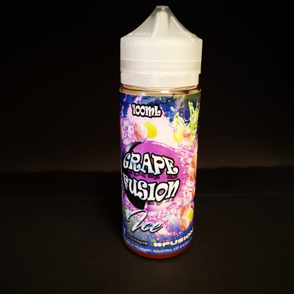 Grape Fusion Ice 120ML Wholesale