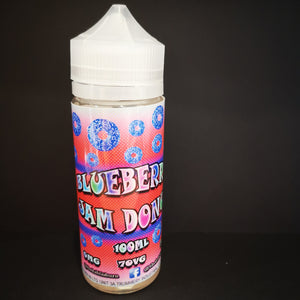 Blueberry Jam Donut 120ML