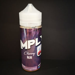 Simply Cherry Ice 120ML