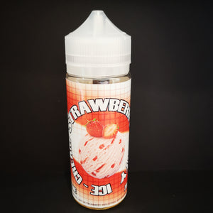 Strawberry Taffy Ice Cream 60ML