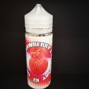 Strawberry, Raspberry Ice Cream 60ML Wholesale