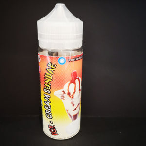 Ice Cream Sundae 120ML