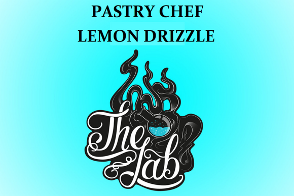 LEMON DRIZZLE PASTRY CHEF