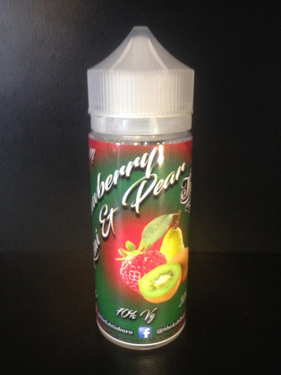 Strawberry Kiwi and Pear