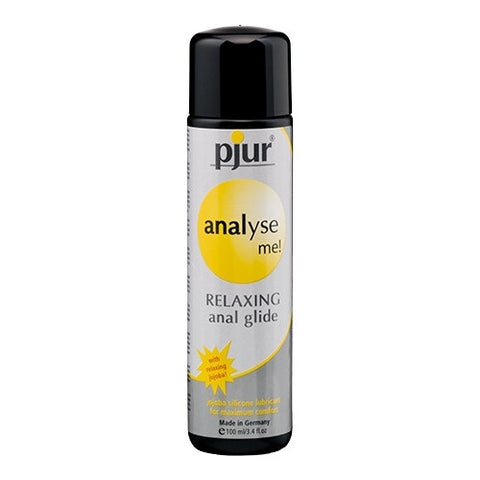 Analyse Me Lubricant - Silicone (100 Ml)