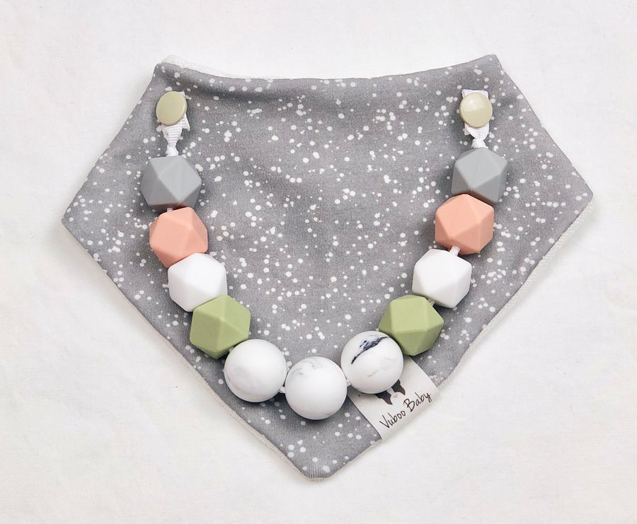Marble Snap Teether