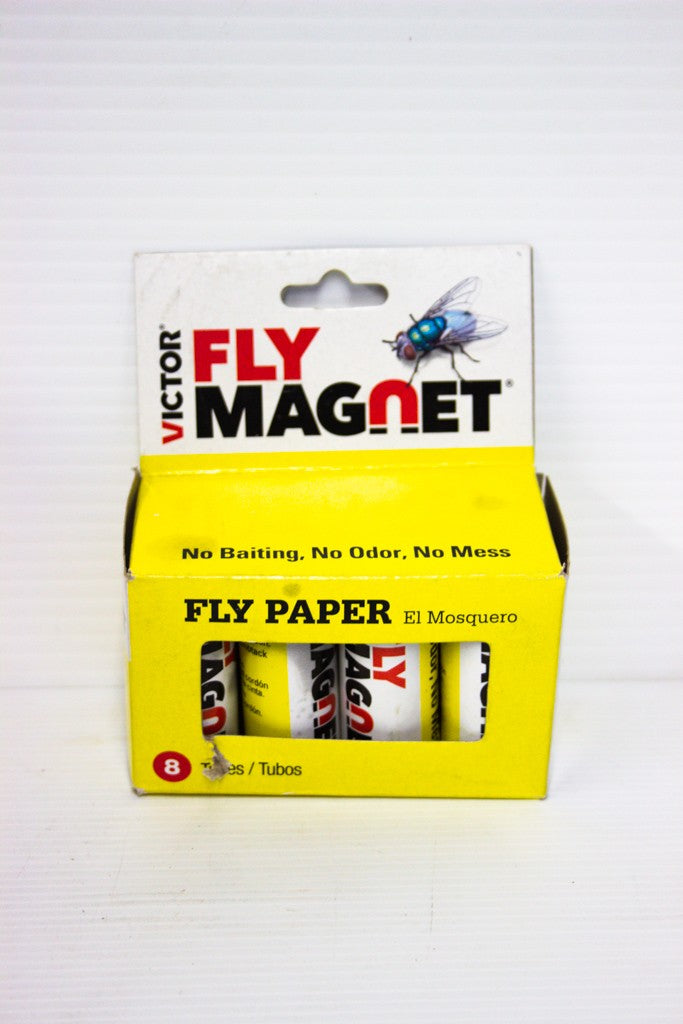 FLY RIBBON (8 PACK) VICTOR MAGNET