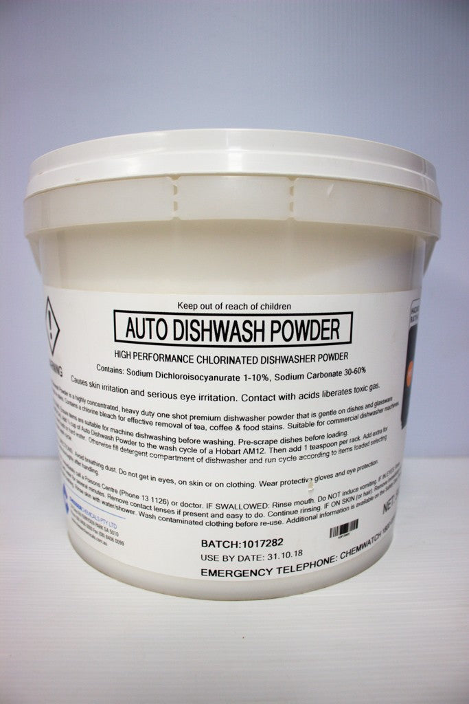 CHESSER AUTO DISHWASH POWDER 5KG