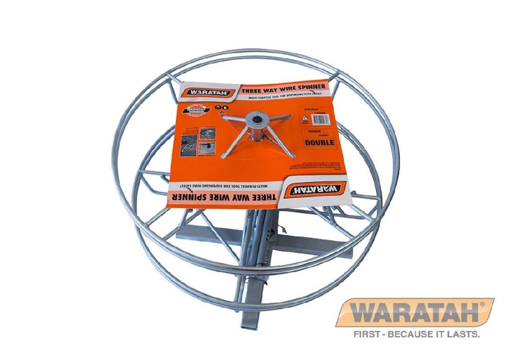 WARATAH THREE WAY WIRE SPINNER