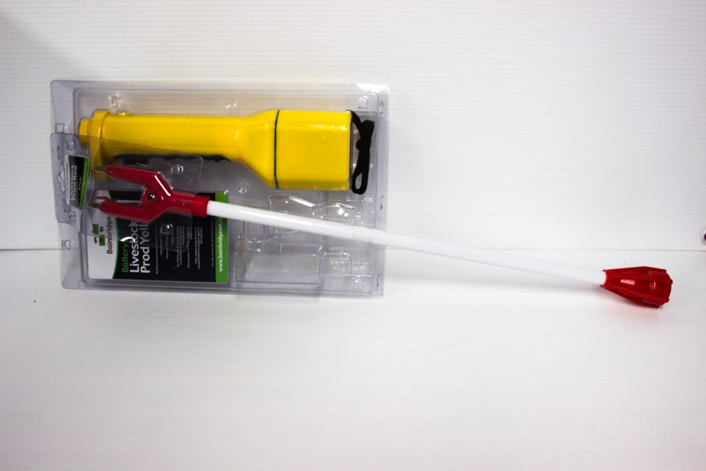 PRODDER STOCK YELLOW 82CM COMP BATTERY A2215