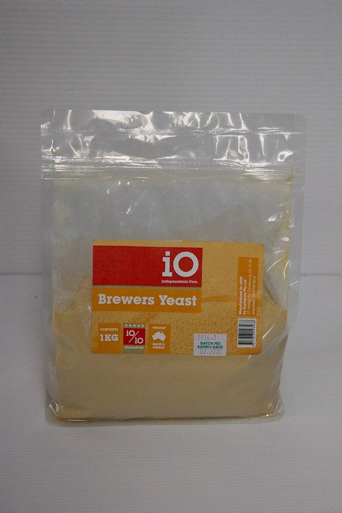IO BREWERS YEAST 1KG
