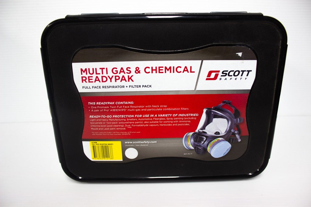 MULTI GAS & CHEMICAL READYPAK