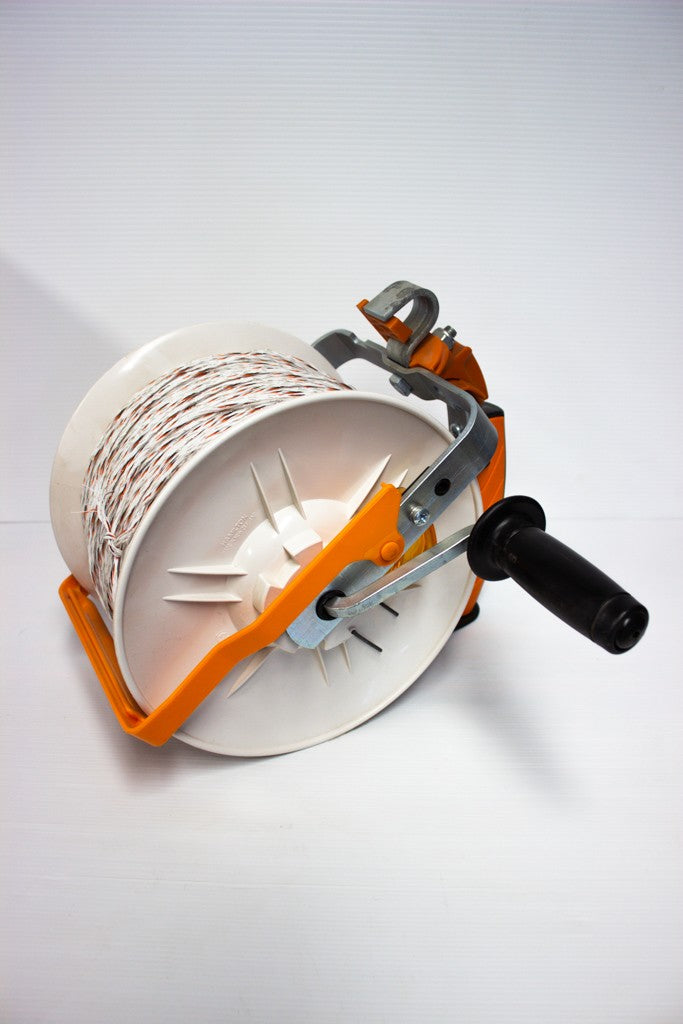 GALLAGHER PRE-WOUND TURBO BRAID REEL 600M
