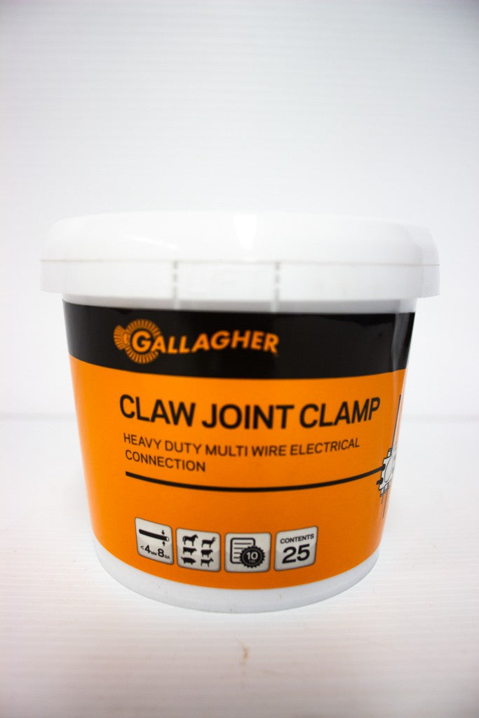 GALLAGHER HEAVY DUTY JOINT CLAMP PER EACH