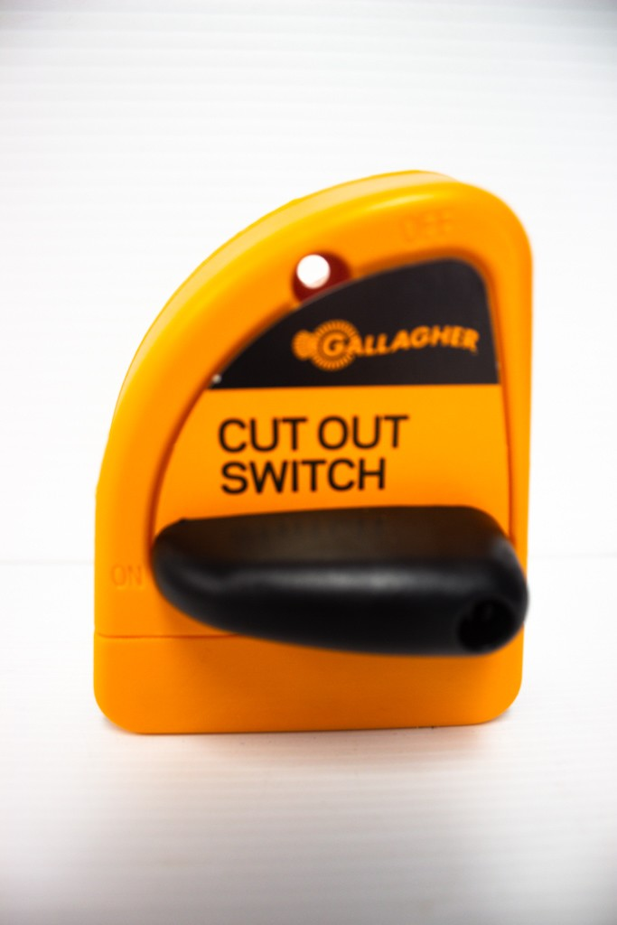 GALLAGHER CUT OUT SWITCH