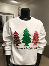 Load image into Gallery viewer, Touch of Print - Xmas Sweatshirts