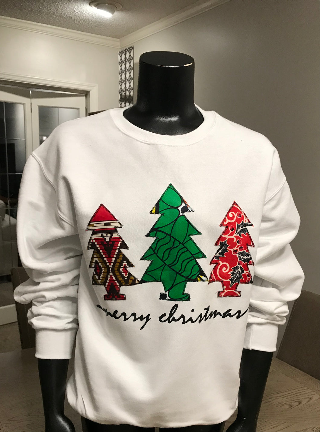 Touch of Print - Xmas Sweatshirts