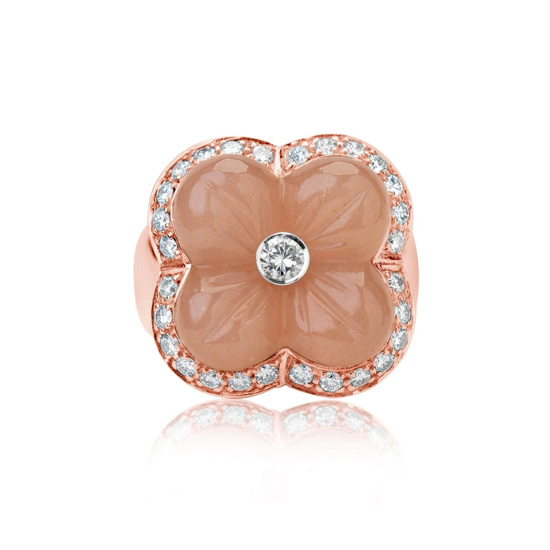 Eosite Ring Rose Gold
