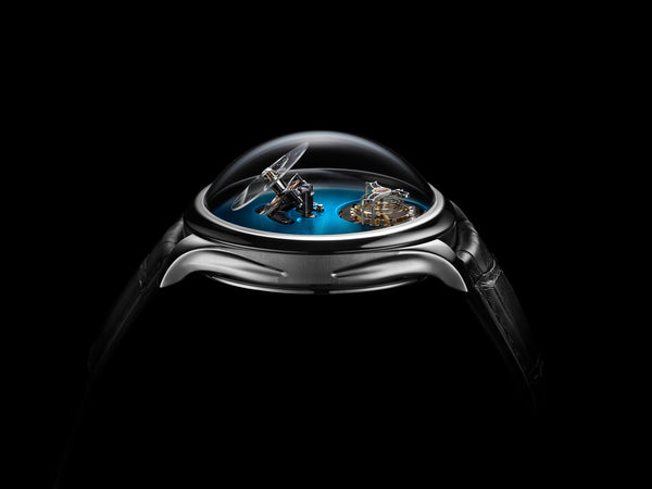 H. Moser × MB&F - Endeavour Cylindrical Tourbillon