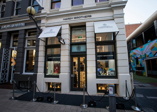 Hardy Brothers Perth Boutique Opening