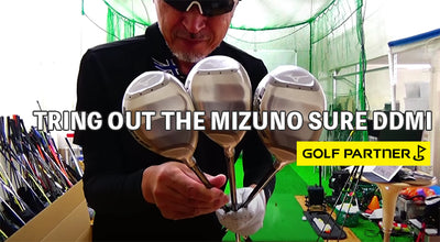 【MIZUNO SURE DD MI】One Length Multi Irons, Jammed Packed With Game-Changing Features